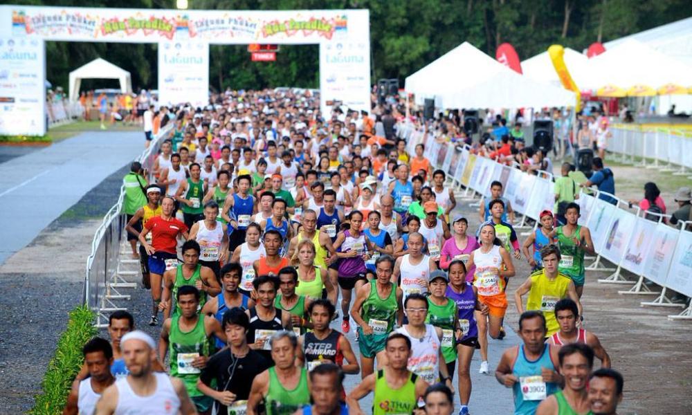 2020普吉岛马拉松(来跑吧)