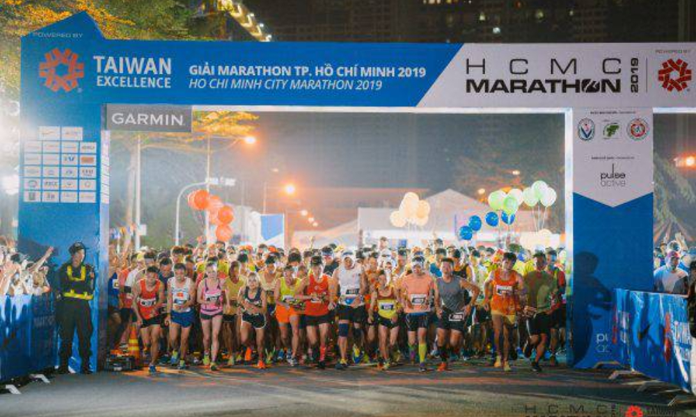2020年胡志明市马拉松·单名额