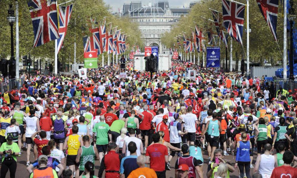 2020年伦敦马拉松·40年龄组(跑团邦)【延期至10月4日】