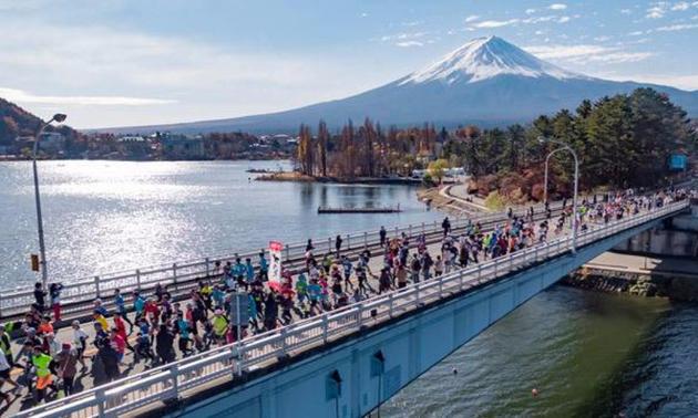 2020年富士山马拉松单名额(来跑吧)