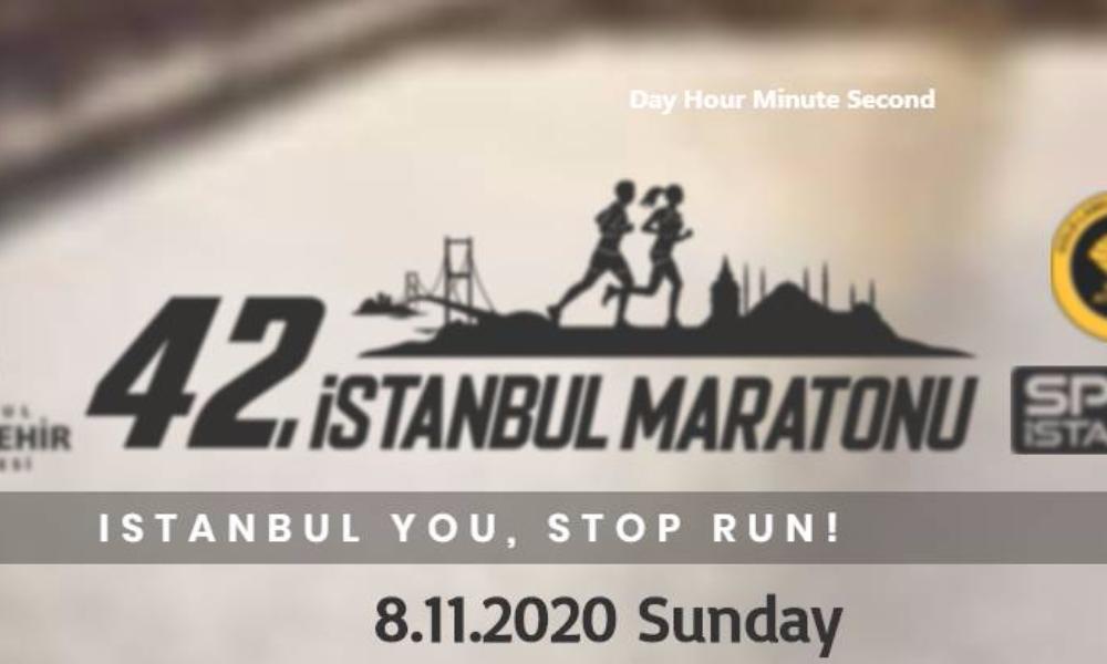 2020伊斯坦布尔马拉松(跑团邦)