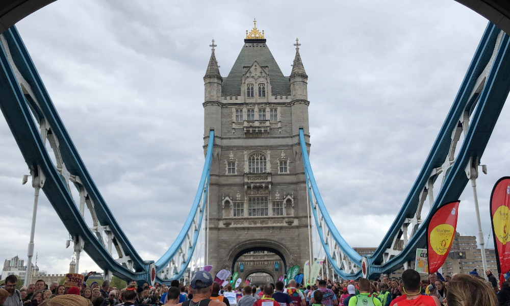 2020伦敦马拉松(盛路体育)【延期至10月4日】