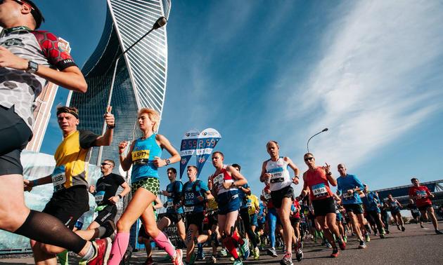 2020年莫斯科马拉松·免抽签直通名额(来跑吧)