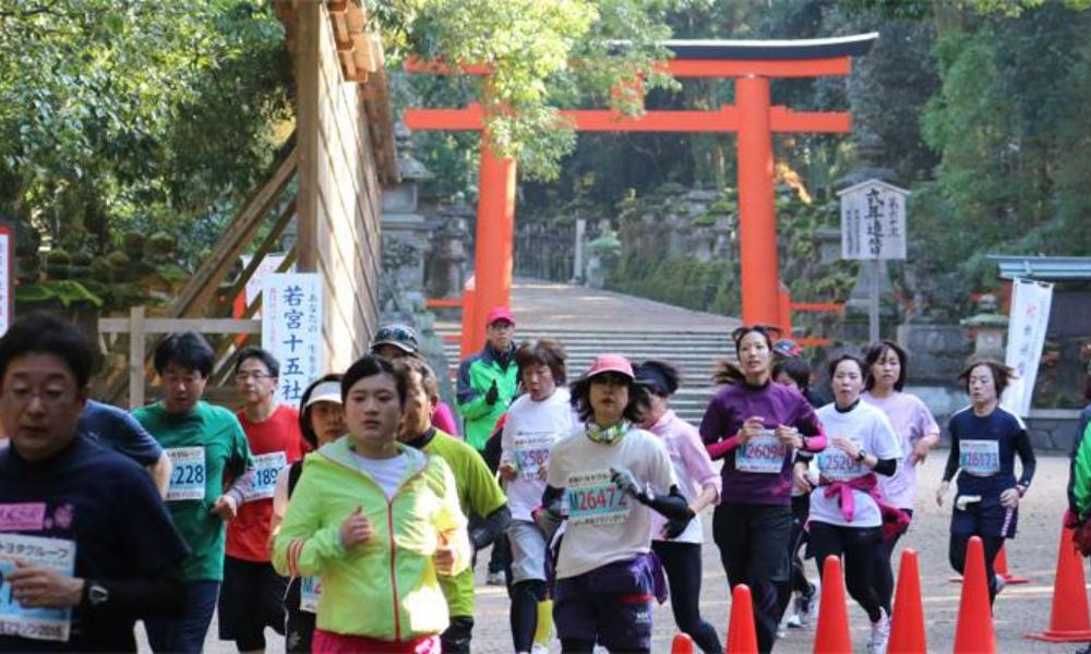 2019奈良马拉松