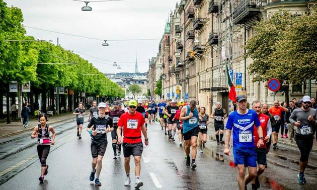 2020年斯德哥尔摩马拉松