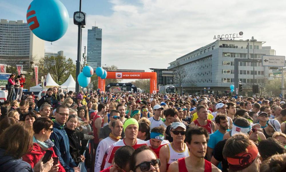 2020年维也纳马拉松单名额(来跑吧)