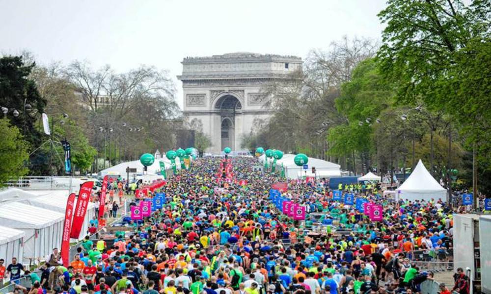 2020年巴黎马拉松四天三晚三星舒适套餐(比赛第二延期至11月15日)