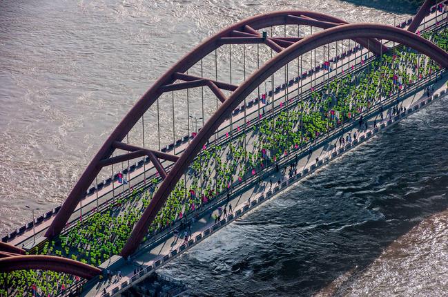 """""""兰州银行杯""""2015兰州国际马拉松赛"""