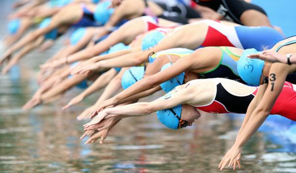 2015北京金海湖第十六届三夫国际铁人三项赛