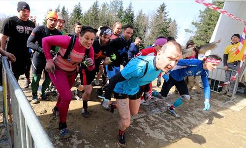 2015首届深圳越野100英里挑战赛