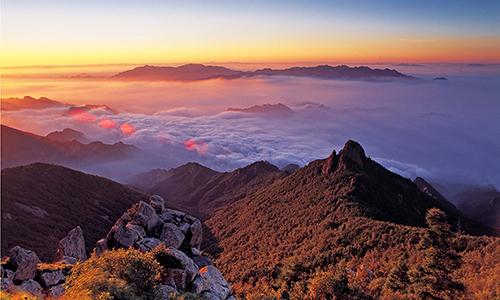 2015 中国·兴隆东燕山全国徒步大会