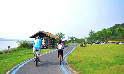 2015第一届超级车手自行车赛—杭州站