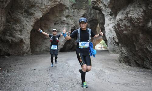 第六届北京国际山地徒步大会-斋堂站休闲组