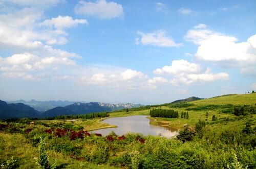 2015年贵州屋脊·中国凉都六盘水野玉海自行车赛