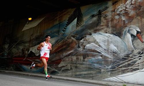 2015合肥国际马拉松赛