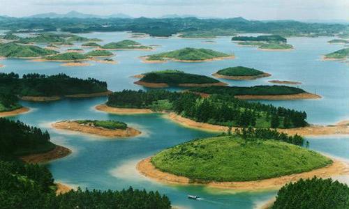 2015千岛湖山地半程马拉松