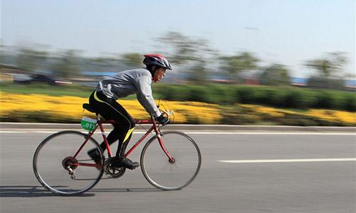2015海峡两岸首届(漳州)自行车挑战赛