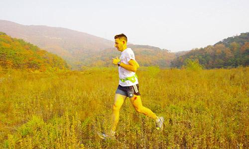 2015大连环黄泥川越野赛(50K)