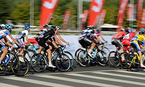 2015中国杨凌农科城自行车邀请赛