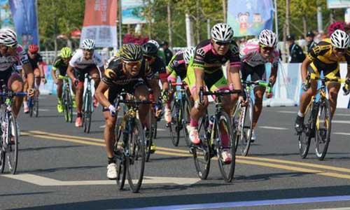 2015青岛(高新区)自行车公开赛
