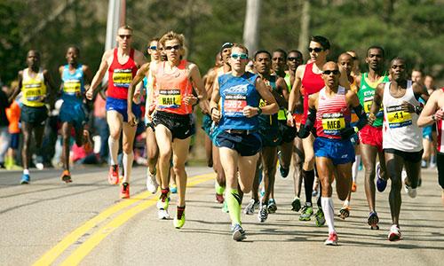 2015中国·台州马拉松邀请赛