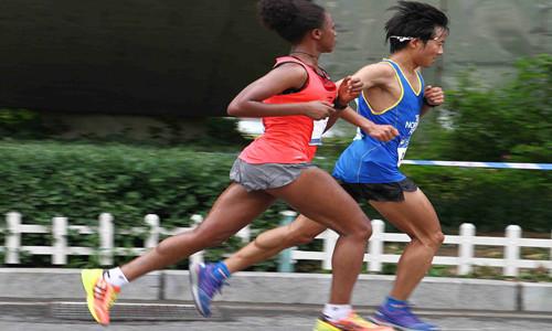 2015南京高淳国际马拉松赛