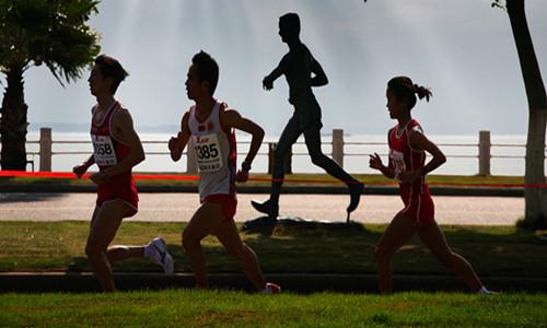 2015千岛湖马拉松赛竞赛