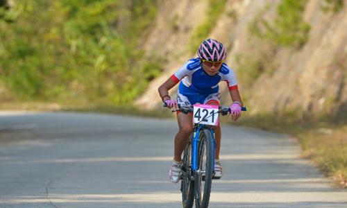 2015年广东省(韶关·乳源环南水湖)第三届自行车公开赛