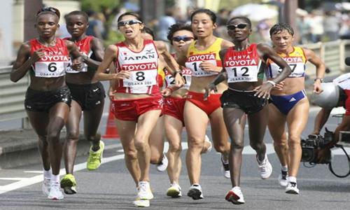 上海浦东国际女子半程马拉松