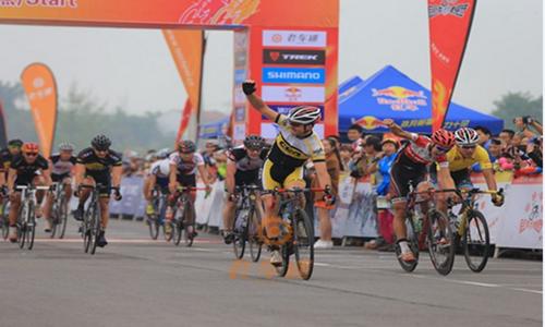 中国·成都第六届自行车车迷健身节总决赛(金堂站)