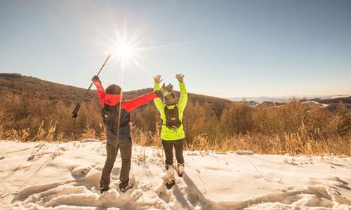SNOW RUN 野雪跑