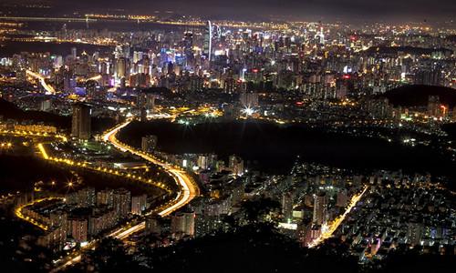 第六届深圳平湖自行车年度大赛