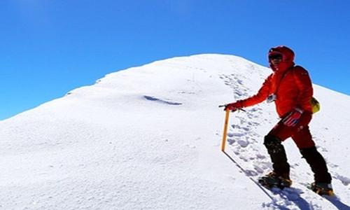 入门级雪山攀登 四姑娘山二峰活动