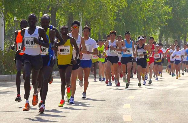 2016青岛(高新区)国际半程马拉松 预告