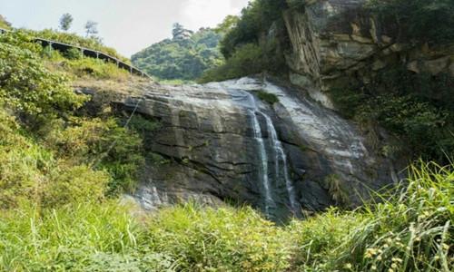 麻城美杰大峡谷登山徒步