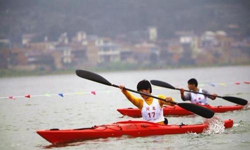 2016年中国上海苏州河国际皮划艇马拉松赛