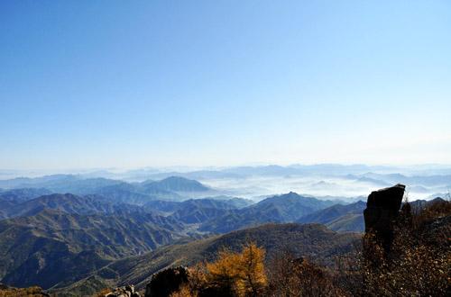 北京之巅灵山超级马拉松越野赛 赛事预告
