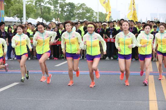 2016上海女子半程马拉松 赛事预告