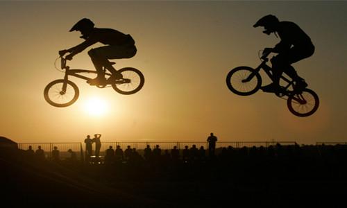 2016第三届南山区极限自行车表演赛