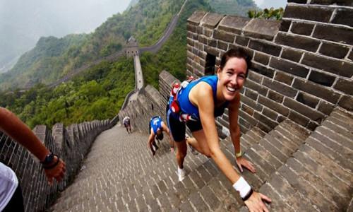 2016黄崖关长城国际马拉松