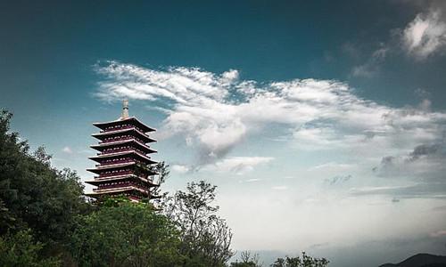 """2016南京江宁春牛首""""千人登山徒步大会"""""""