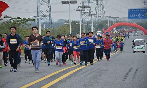 2016长沙创新者马拉松大赛