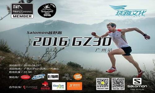 2016 Salomon城市越野GZ30