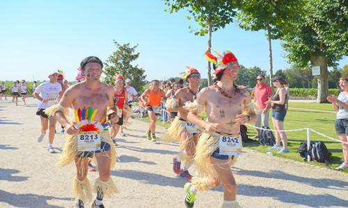 法国红酒马拉松
