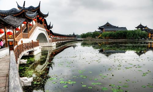 2016苏州路跑联赛虎丘湿地站(第三站)