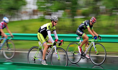 第七届中国·井冈山杜鹃花节山地自行车骑行乐