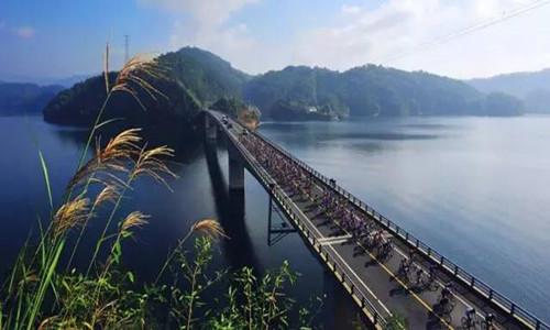 千岛湖国际铁人三项赛