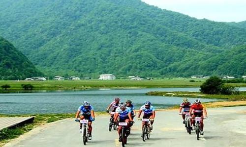 2016湖南·怀化鹤城区 山地自行车场地越野邀请赛