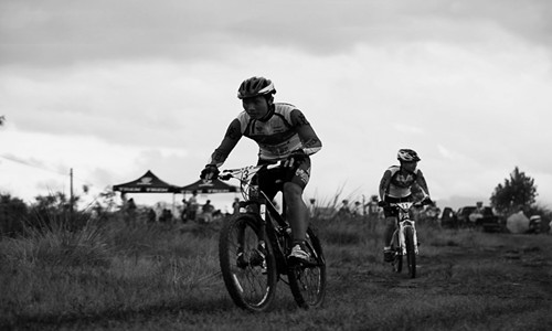 2016第七届南山区自行车趣味赛