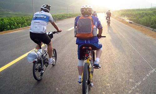 第三届洛阳大谷关全国山地自行车公开邀请赛